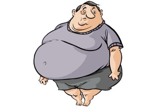 چاقی و خطرات آن