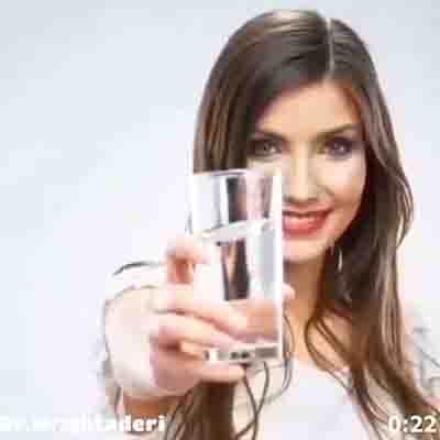 آب خوردن