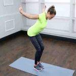 ۵ دقیقه ورزش در منزل برای جلوگیری از خشک شدن شانه و تقویت عضلات بازو