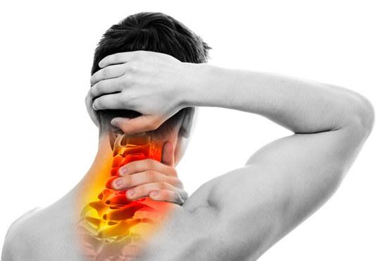 درد میوفاسیال پشت و پایین گردن
