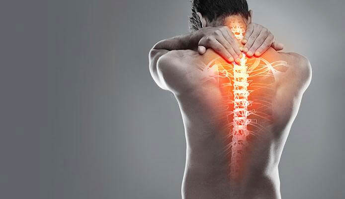 Targeting back pain