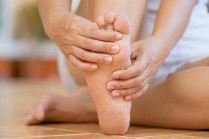 بونیونت یا برجستگی کنار انگشت کوچک پا