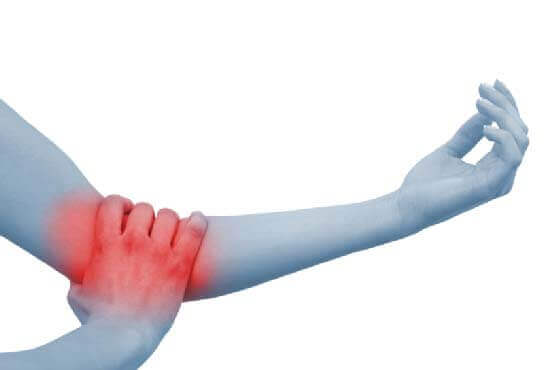 آرنج گلف بازان Golfer's elbow