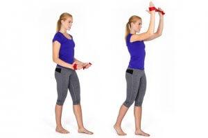 تقویت مفصل شانه