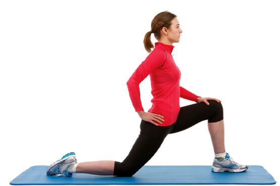 ورزش های تقویت کننده عضلات کف لگن